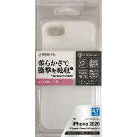 ラスタバナナ RastaBanana iPhone SE(第2世代)4.7インチ/8/7/6s共用 シリコンケース 5450IP047SI クリア