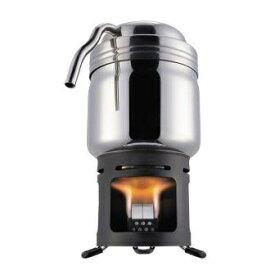 イイヅカ エスビット ステンレス コーヒーメーカー(H110×W108mm/容量:240ml) ES20102100