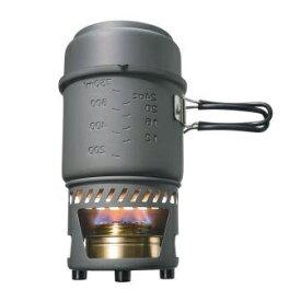 イイヅカ エスビット 985mlクックセット(アルコールバーナー付/H147×W128mm) ESCS985HA0