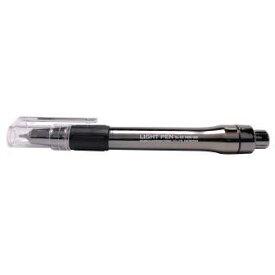 イイヅカ 高輝度白色LED機能付ボールペン オーストリッチ ライトペン(/) OR40180666