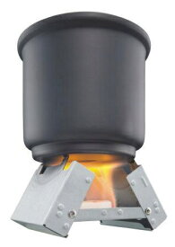 イイヅカ エスビット ポケットストーブ ミリタリー(収納時98×77×23mm) ES21920000