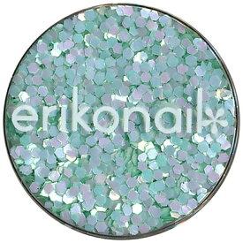 ビューティーネイラー BEAUTY NAILER ERI-187 エリコネイルJコレクション パステルパールグリーン1.0mm 〔ネイルケア〕 ERI-187
