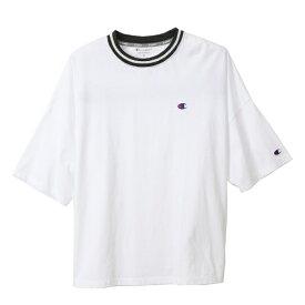 チャンピオン CHAMPION レディース ウィメンズ ビッグTシャツ(Mサイズ/ホワイト) CW-RS303