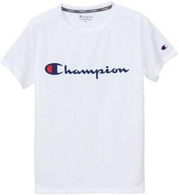 チャンピオン CHAMPION レディース ウィメンズ C VAPOR Tシャツ(Mサイズ/ホワイト) CW-PS303