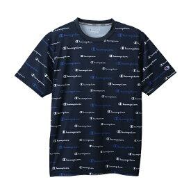 チャンピオン CHAMPION メンズ Tシャツ スポーツ(XLサイズ/ネイビー) C3-RS304
