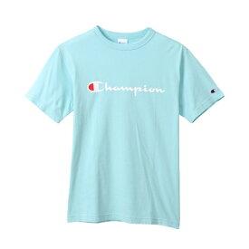 チャンピオン CHAMPION メンズ Tシャツ ベーシック(Mサイズ/ミント) C3-P302