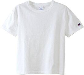 チャンピオン CHAMPION レディース ウィメンズ クルーネックTシャツ(Mサイズ/ホワイト) CW-M322