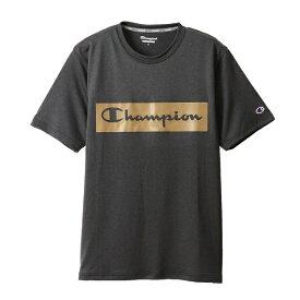 チャンピオン CHAMPION メンズ C VAPOR Tシャツ(XLサイズ/ブラック) C3-RS303