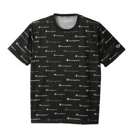 チャンピオン CHAMPION メンズ Tシャツ スポーツ(Lサイズ/ブラック) C3-RS304