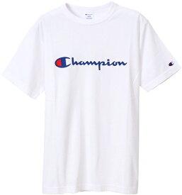 チャンピオン CHAMPION メンズ Tシャツ ベーシック(Lサイズ/ホワイト) C3-P302