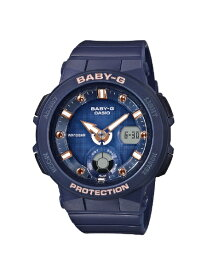 カシオ CASIO BABY-G(ベイビーG)Beach Traveler Series BGA-250-2A2JF