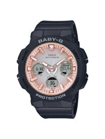 カシオ CASIO [ソーラー電波時計]BABY-G(ベイビーG)Beach Traveler Series BGA-2500-1A2JF