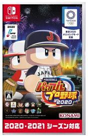 コナミデジタルエンタテイメント Konami Digital Entertainment eBASEBALLパワフルプロ野球2020[ニンテンドースイッチ ソフト]【Switch】