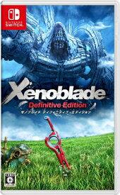 任天堂 Nintendo Xenoblade Definitive Edition 通常版[ニンテンドースイッチ ソフト]【Switch】