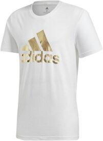 アディダス adidas メンズ 8ビット グラフィック フォイル Tシャツ(Oサイズ/ホワイト) GLZ15 FN1736