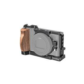 SmallRig スモールリグ SmallRig SonyRX100VIIRX100VI専用ケージ2434 SmallRig ブラック CCS2434
