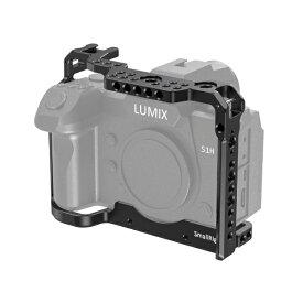SmallRig スモールリグ SmallRig PanasonicS1H専用ケージ2488 SmallRig ブラック CCP2488