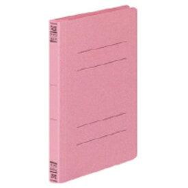 コクヨ KOKUYO フラットファイル V 樹脂製とじ具 B6縦 15mmとじ フ-V13P ピンク