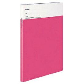 コクヨ KOKUYO フラットファイル A4縦 150枚収容 ライトカラー フ-CP10-3P design-select ピンク