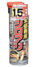 イカリ消毒 IKARI イカリ消毒 ムシクリン シロアリ木部用エアゾール 480ml