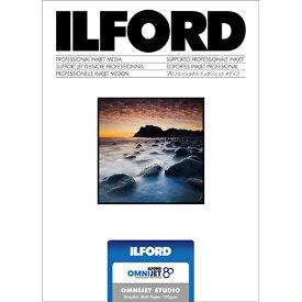 イルフォード ILFORD 433148 〔インクジェット〕オムニジェット スタジオ グラフィックマット 150μm [2L判 /150枚]