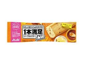 アサヒグループ食品 Asahi Group Foods 1本満足バー ベイクド メープル&バター 1本 1本満足バー