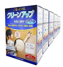 フジワラ化学 Fujiwara Chemical フジワラ化学 プレミアム珪藻土壁材5坪 ベージュ