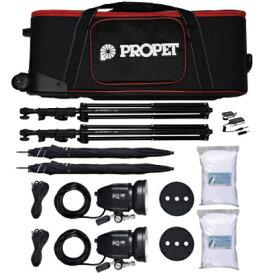 プロペット PROPET SQ200パラソル2灯セット