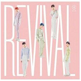 ソニーミュージックマーケティング CIX/ Revival 初回限定盤【CD】