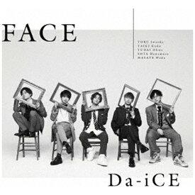 ユニバーサルミュージック Da-iCE/ FACE 初回限定盤B【CD】