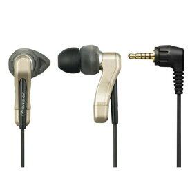 パイオニア PIONEER フェミミ VMR-M700用 イヤホンマイク 両耳用(ゴールド)WXX1502