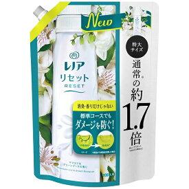 P&G ピーアンドジー Lenor(レノア)リセット ヤマユリ&グリーンブーケの香り つめかえ用 特大(795ml)