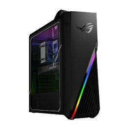 ASUS エイスース G15DH-R7R2070S ゲーミングデスクトップパソコン ROG Strix G15DH スターブラック [モニター無し /HDD:2TB /SSD:512GB /メモリ:32GB /2020年4月モデル]