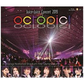 ポニーキャニオン PONY CANYON Juice=Juice/ Juice=Juice Concert 2019 〜octopic!〜【ブルーレイ】