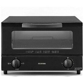 アイリスオーヤマ IRIS OHYAMA オーブントースター ブラック KEOT-032-B