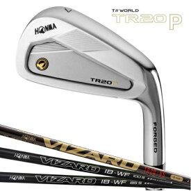 本間ゴルフ HONMA GOLF アイアン T//WORLD TR20-P シャフト#11《VIZARD TR20-65》S