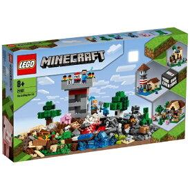 レゴジャパン LEGO 21161 マインクラフト クラフトボックス 3.0