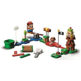 レゴジャパン LEGO LEGO(レゴ) 71360 マリオとぼうけんのはじまり スターターセット[レゴブロック]