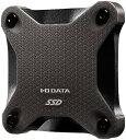 I-O DATA アイ・オー・データ SSPH-UT250K 外付けSSD PS4対応 スモーキーブラック [ポータブル型 /250GB]