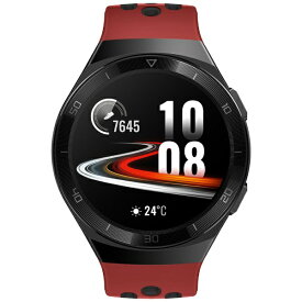HUAWEI ファーウェイ Watch GT2e 46mm/Lava Red