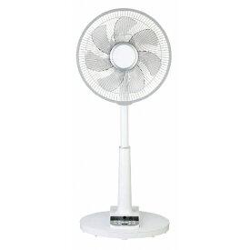 シィーネット C:NET CDFL306 30cmDCフルリモコン扇風機 入切タイマー同時設定搭載 ホワイト [DCモーター搭載 /リモコン付き]