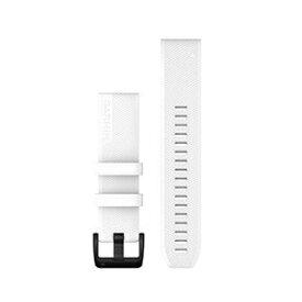 GARMIN ガーミン QuickFitバンド 22mm White シリコン GARMIN 010-12901-11