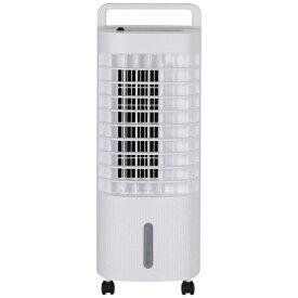 シィーネット C:NET CRF201WH スタイリッシュ冷風扇 ホワイト