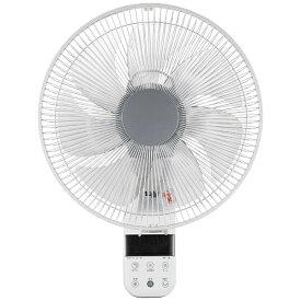 シィーネット C:NET CKBD306 30cmDC壁掛け扇風機 ホワイト