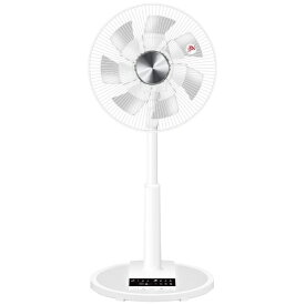 ヤマゼン YAMAZEN BLX-BGD30(W) 30cm DCモーター搭載リビング扇風機 フルリモコン [DCモーター搭載 /リモコン付き]【point_rb】