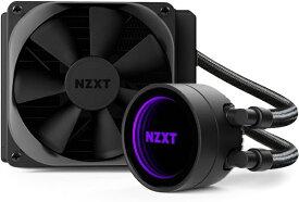NZXT エヌゼットエックスティー 水冷CPUクーラー KRAKEN M22 ブラック RL-KRM22-01