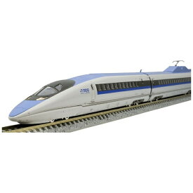 【2020年10月】 TOMIX トミックス 【Nゲージ】98710 JR 500-7000系山陽新幹線(こだま)セット(8両)【発売日以降のお届け】