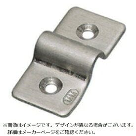 水本機械製作所 MIZUMOTO MACHINE 水本 ステンレス ハンガープレート 36mm×18mm HP-6-18