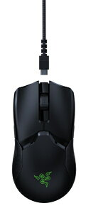 RAZER レイザー RZ01-03050200-R3A1 ゲーミングマウス Viper Ultimate - Without Charging Dock [光学式 /8ボタン /USB /有線/無線(ワイヤレス)]