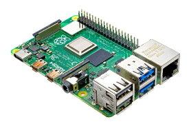 I-O DATA アイ・オー・データ Raspberry Pi 4メインボード (メモリ2GBモデル) UD-RP4B2